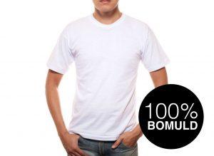 hvid tshirt